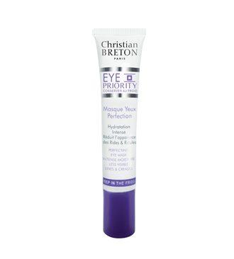 Christian Breton Szemkontúr hidratáló maszk – szemkontúr feszesítő