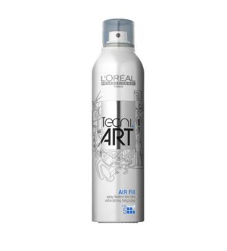 L'Oréal Tecni.Art Air Fix - hajlakk teljes rögzítéshez