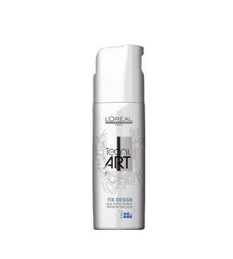 L'Oréal Tecni.Art Fix Design - hajlakk helyi rögzítéshez