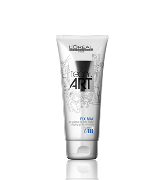 L'Oréal Tecni.Art Fix Max - szuper-erős hajformázó zselé