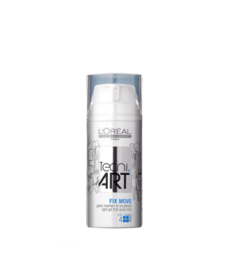 L'Oréal Tecni.Art Fix Move - lágy zselé