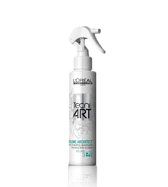 L'Oréal Tecni.Art Volume Architect - dúsító spray hajszárításhoz