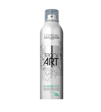 L'Oréal Tecni.Art Volume Full Volume+ extra erős fixáló hab