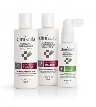 JOICO Cliniscalp Start kiszerelés - Festett hajra, előrehaladott hajhullásra