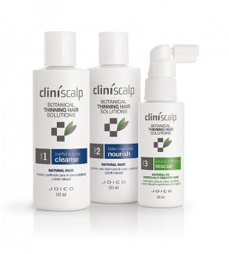 JOICO Cliniscalp Start kiszerelés - Természetes hajra, kezdődő hajhullásra