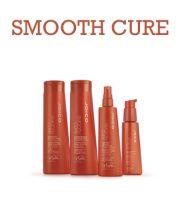 Smooth Cure - selymes és szálkásodásmentes haj