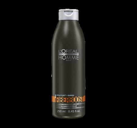 L'ORÉAL Fiberboost sampon - vékony szálú hajra (250 ml)