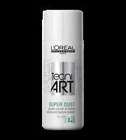 L'ORÉAL Super Dust - textúrát és volument biztosító púder (7 g)