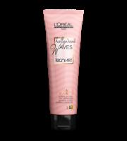 L'ORÉAL Waves Fatales göndörítő hajformázó krémzselé (150 ml)