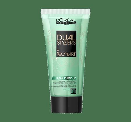 L'ORÉAL Liss & Pump up formázó gél hajszárításhoz (150 ml)