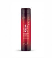 JOICO Color Infuse Red vörös hajszínt újratöltő kondicionáló