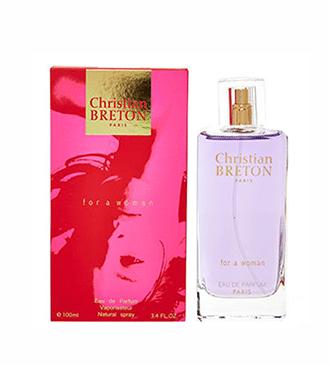 Christian BRETON FOR A WOMAN EdP